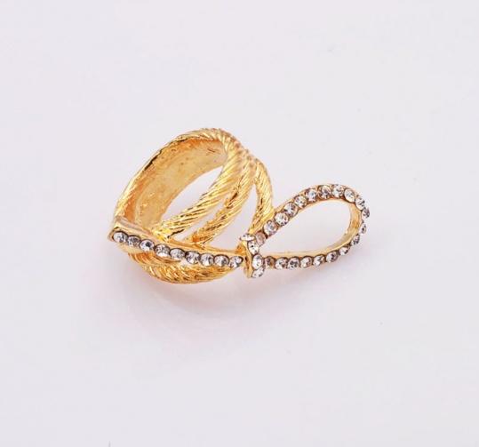 Knot Ring - Trinket Square (2)