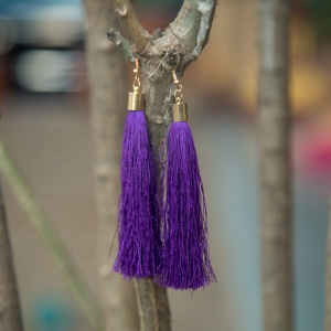 Great Tassel Earrings - Trinket Square