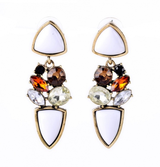 Cherry Blossom Earrings - Trinket Square (2)