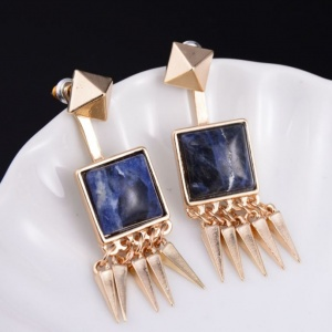 Super Spiked Earrings - Trinket Square (1)