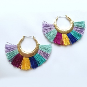 Tassel Fun Earrings - Trinket Square (2)